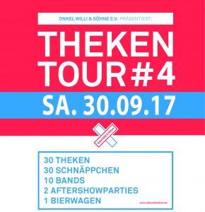 Thekentour #4 Lüdenscheid